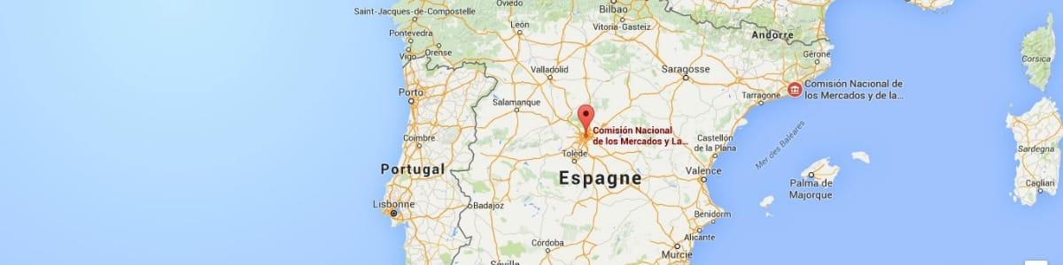 CNMC Espagne - Le Journal Juridique espagnol