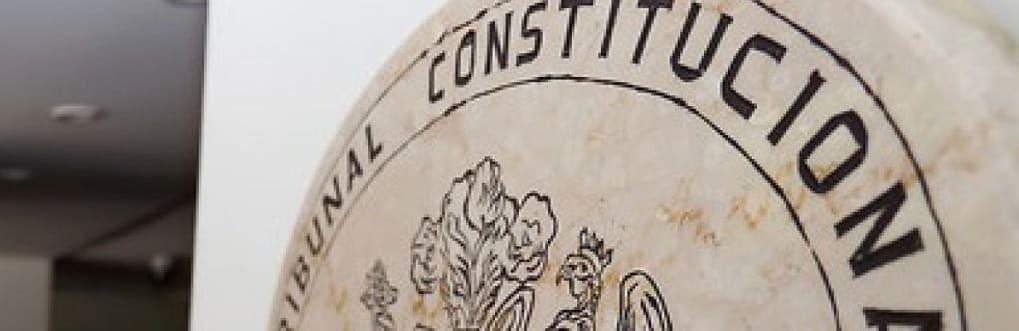 Tribunal Constitutionnel espagne